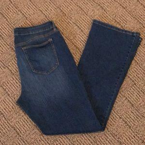 EUC Style & Co Curvy Boot Leg Jeans Size 14
